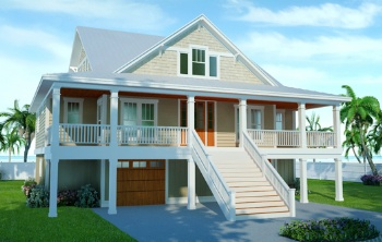 Lowcountry House Plans